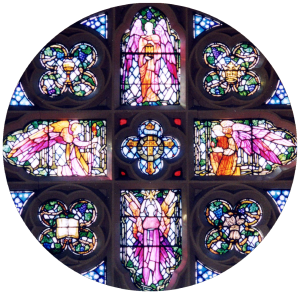 Rose Window North Building